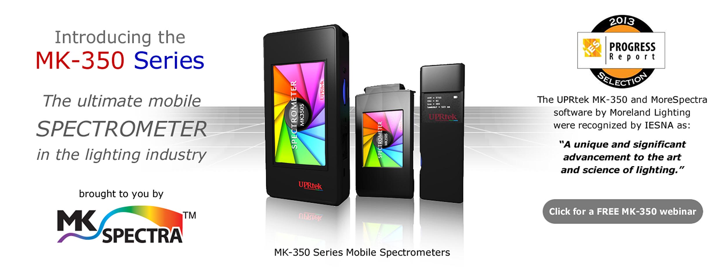 MK Spectra: Introducing the ultimate mobile spectrometer